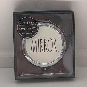 Rae Dunn Compact Mirror brand new